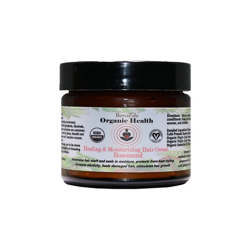 Rosemond Hair Cream 2oz