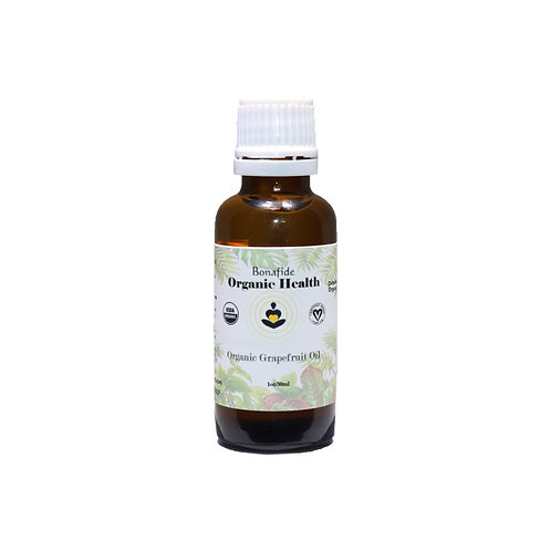 Organic Grapefruit Oil 1oz