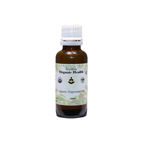 Organic Peppermint Oil 1oz