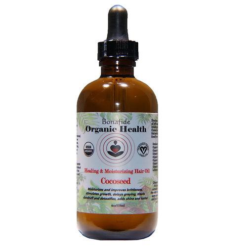 Cocoseed Hair Oil 4oz