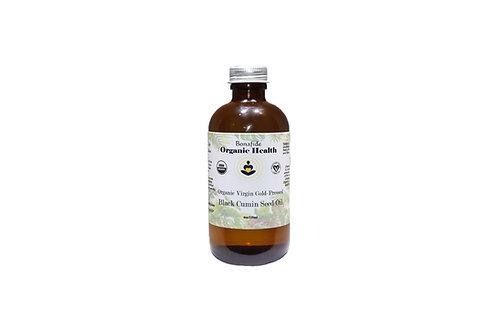 Organic Black Cumin Seed Oil 4oz