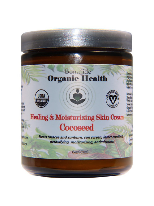 Cocoseed Skin Cream 8oz
