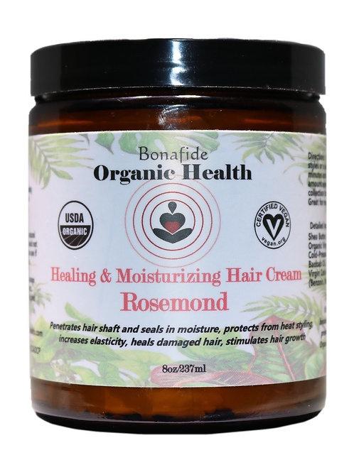 Rosemond Hair Cream 8oz