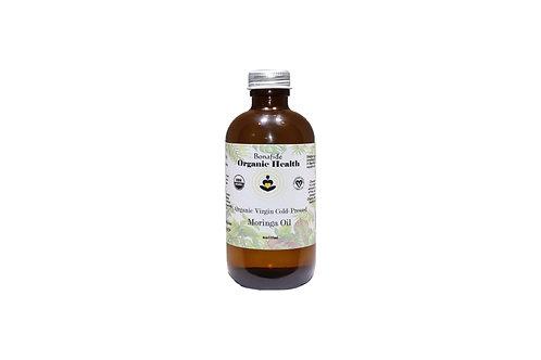 Organic Moringa Oil 4oz