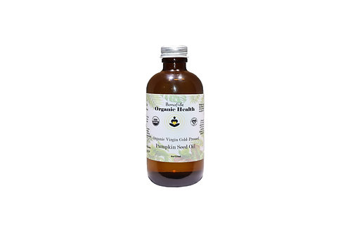 Organic Pumpkin Seed Oil 4oz