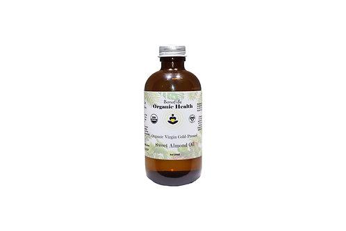 Organic Sweet Almond Oil 4oz