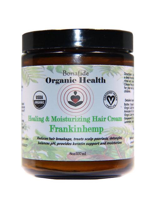 Frankinhemp Hair Cream 8oz
