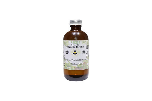 Organic Baobob Oil 4oz