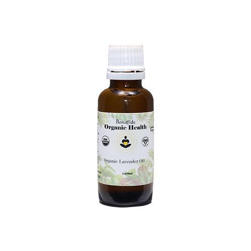 Organic Lavender Oil 1oz