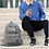 Thumbnail: Anti Theft Laptop Backpack Bags With USB Charging Port For Business Hiking