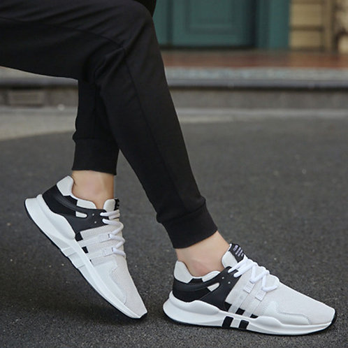 Men Fashion Mesh Breathable Casual All-match Sneakers