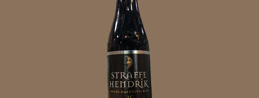 STRAFFE HENDRIK QUADRUPLE 33CL