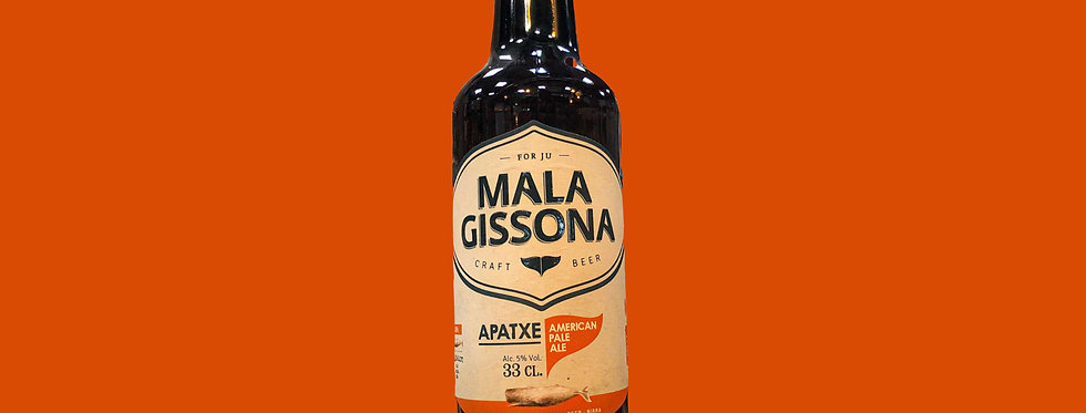 APATXE MALA GISSONA 33CL