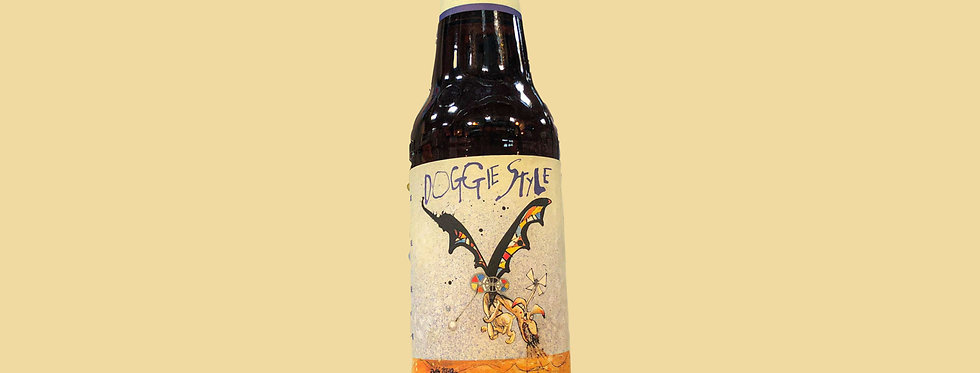 DOGGIE STYLE FLYING DOG 33CL