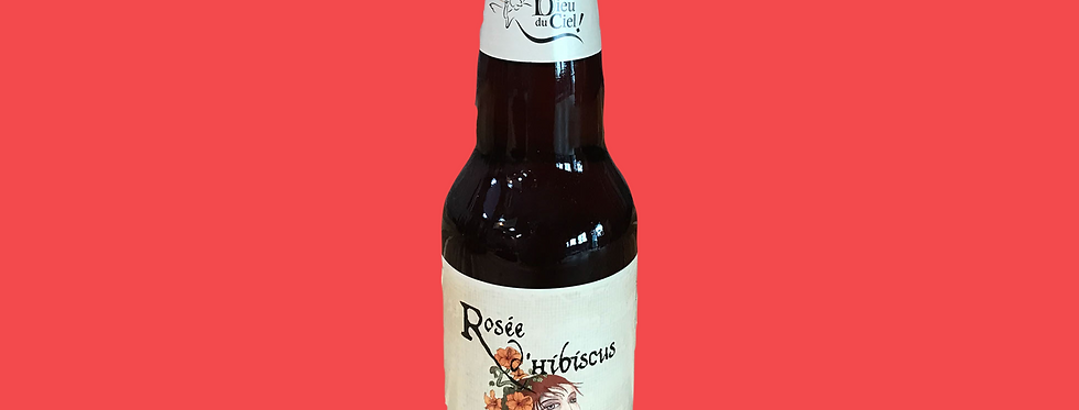 ROSÉE D'HIBISCUS 33CL