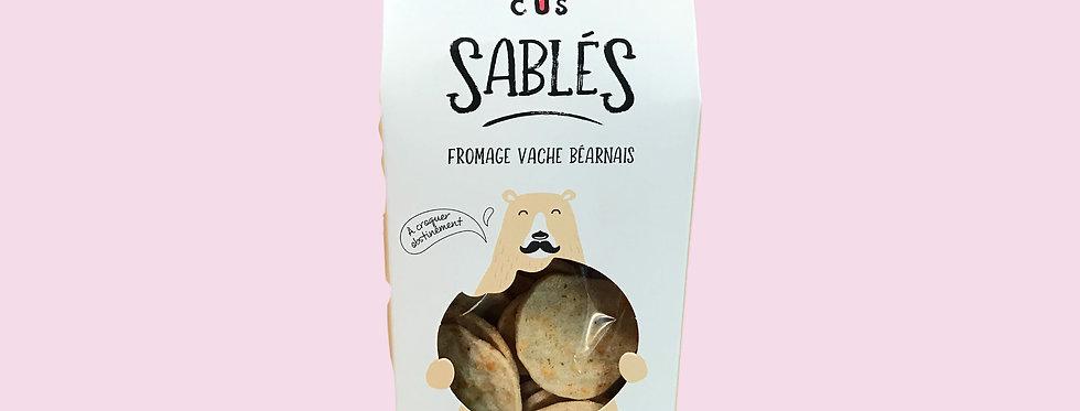 SABLÉS FROMAGE BÉARNAIS MORDICUS