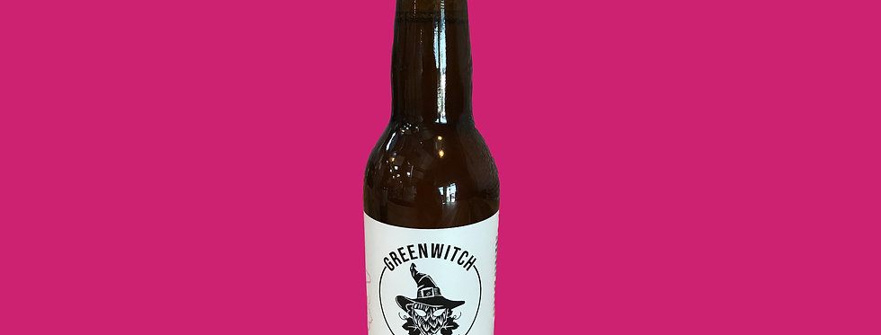 GREENWICH WEAT BEER 33CL