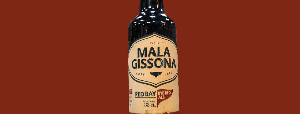 RED BAY MALA GISSONA 33CL