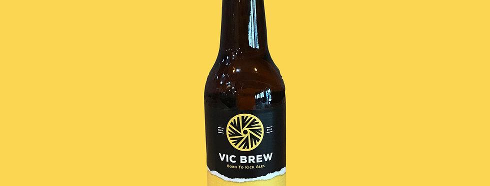 VIC BREW AMERICAN BLOND 33CL
