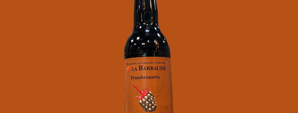 BARBAUDE FRAMBRUNETTE 33CL