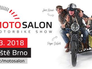 MOTOSALON                                                             8. - 11. března 2018