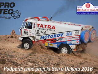 Sen o Dakaru 2016