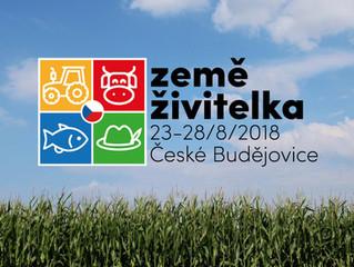 ZEMĚ ŽIVITELKA 2018 - 100 let českého zemědělství