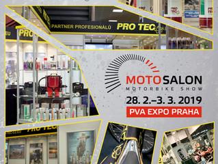 MOTOSALON - Praha 28.2. - 3.3.2019