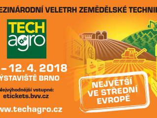 TECHAGRO - Mezinárodní veletrh zemědělské techniky