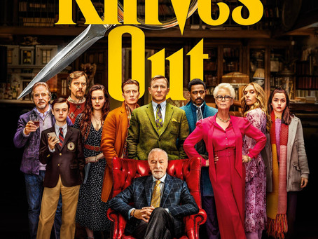 Knives Out: Murder Mystery Masterpiece