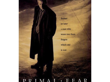Primal Fear: Hard Carry by Edward Norton