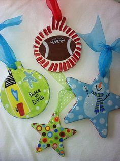 Kids Night Out: Ornament Painting (12/15)
