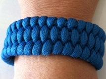 Paracord Buckle Bracelet (12/30)