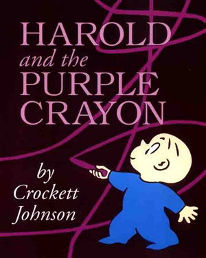 """Parent Tot Story Art """"Harold and the..."""" (2/8)"""