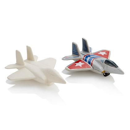 Fighter Jet Figurine (GA7408)