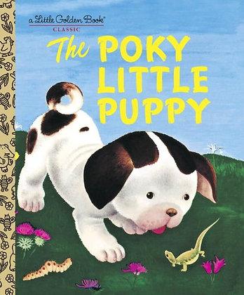 Parent Tot Story Art - Poky Little Puppy (8/8)