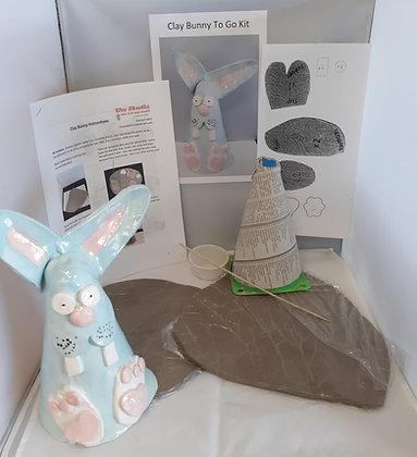 Clay Bunny Kit