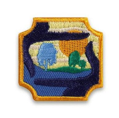 Ambasador Outdoor Art Master Badge (4/14)