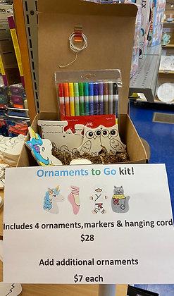 All Year Ornaments Kit