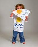 Kids' Class: Paint a T-Shirt (6/27)