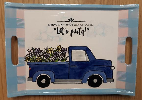 Spring Platter at Empty Pockets Ranch (3/20)