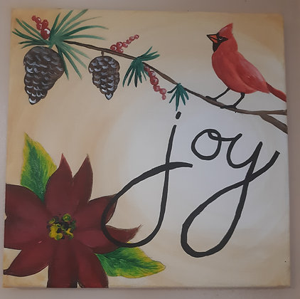 Family Paint at Tagua Nut Cafe (12/8)