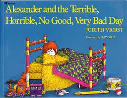 Parent Tot Story Art - Alexander and the..(9/12)