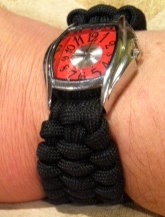 Paracord Watch (10/5)