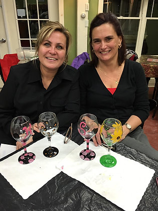 Paint 'n Party FUNdraiser in Phoenicia (11/28)