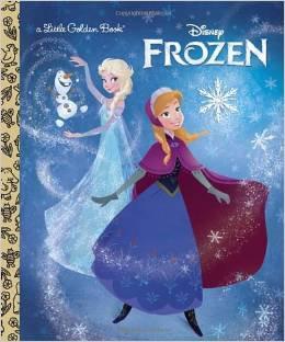 """Parent Tot Story Art """"Disney's Frozen"""" (1/10)"""