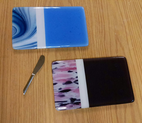 Friday Fabulous: Fused Glass Cutting Board (10/21)
