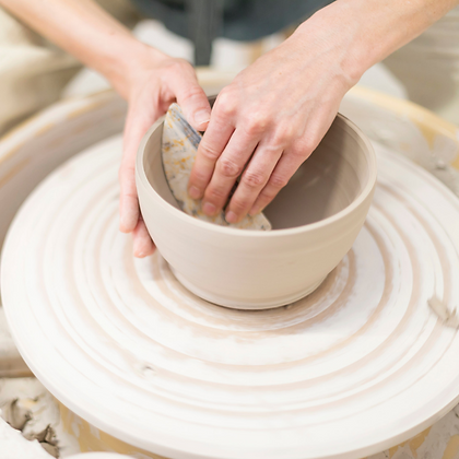 Pottery Wheel Series (March 2020)