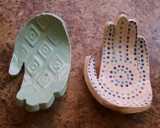 Kids Night Out: Clay Hand Dish (6/30)