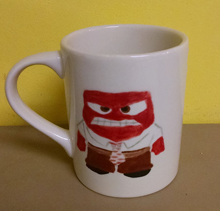 Kids Night Out: Inside Out Mug or Plate (12/11)